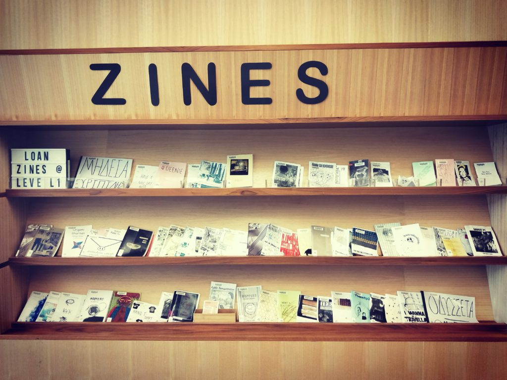 An intro to Zines: Mini magazines for the self-made publisher